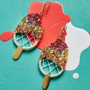 Sorbet Popsicle Drop Earrings